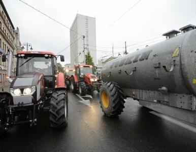 Traktory już nie blokują Bydgoszczy. Na razie