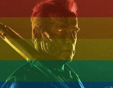 Polski fan: Co z tobą nie tak, Arnie? Schwarzenegger: Hasta la vista