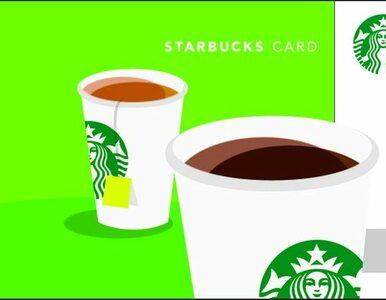 Starbucks Card  dla tych, którzy chcą czegoś więcej