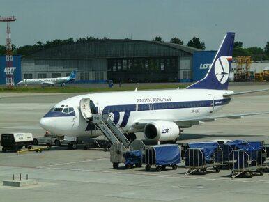 Polska Grupa Lotnicza chce budować bazę serwisową samolotów w...