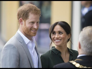 Meghan Markle nie pojawiła się obok księcia Harry'ego. Co się stało?