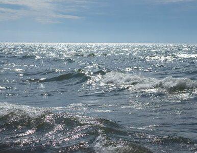 Z morza wyłowiono ciało 60-letniego mężczyzny