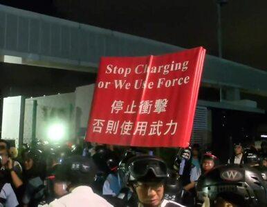 Hongkong. Władze ogłosiły zawieszenie zmiany prawa ekstradycyjnego