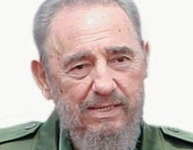 Fidel Castro zaskoczył publicznym wystąpieniem