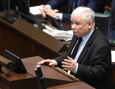 Komisja etyki podjęła decyzję ws. ukarania prezesa PiS. Kaczyński: To...