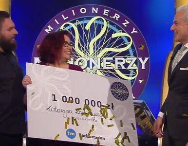 """Wygrała główną nagrodę w """"Milionerach"""". Na co ją przeznaczyła?"""