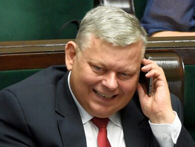 Marek Suski utarł nosa opozycji. Znów przeciągał posłów na stronę władzy