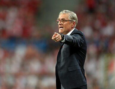 Nawałka po meczu z Chile: W drugiej połowie brakowało nam sił