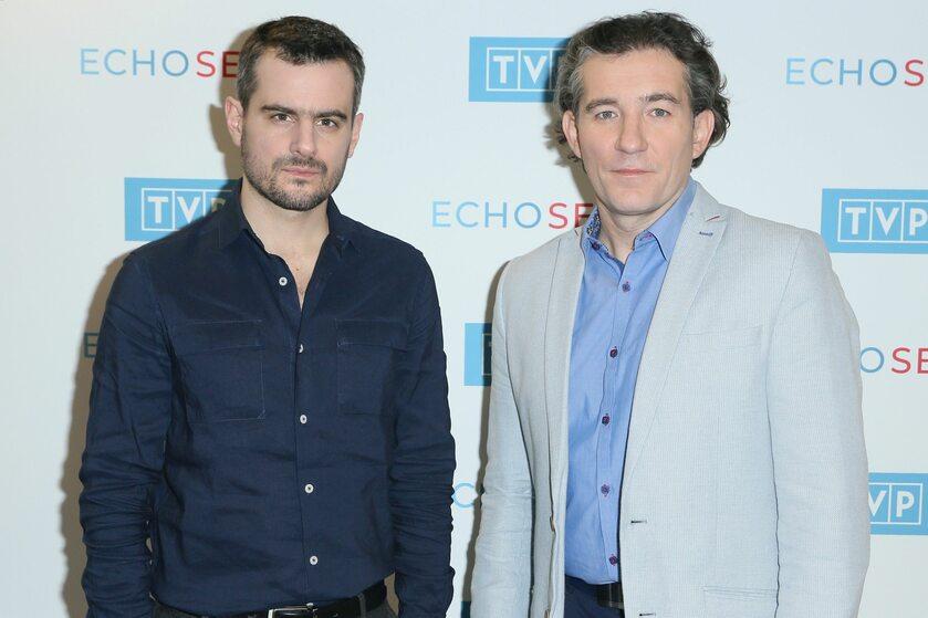 Antoni Pawlicki i Przemysław Sadowski