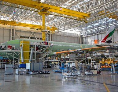 """""""Wykrwawiamy się z gotówki"""". Airbus wysyła na urlop 3200 pracowników"""