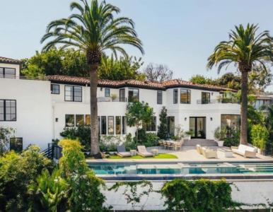 Członek zespołu One Direction sprzedał swoją willę w Hollywood. Tak...