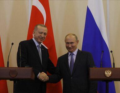 Turcja i Rosja podpisały porozumienie. Chodzi o obecność Kurdów
