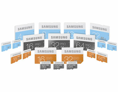 Samsung wprowadza nową serię kart pamięci