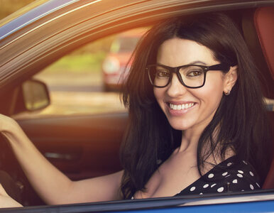 Kierowca w okularach. O co musi zadbać?