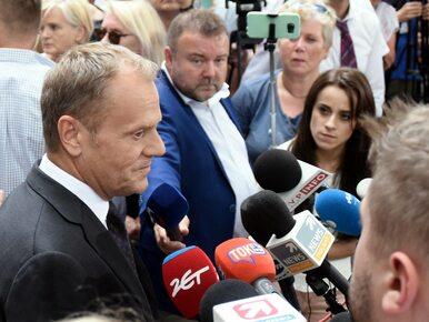 Czarnecki: Tusk nie jest człowiekiem odważnym i nie pokusi się o...