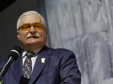 """Zaskakujące pytanie Wałęsy do o. Wiśniewskiego. """"Bandyta wpadł do mojego..."""