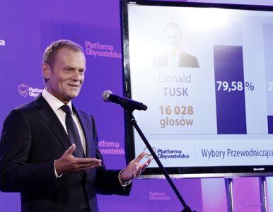Poseł o wyborach w PO: wszyscy Polacy się cieszą