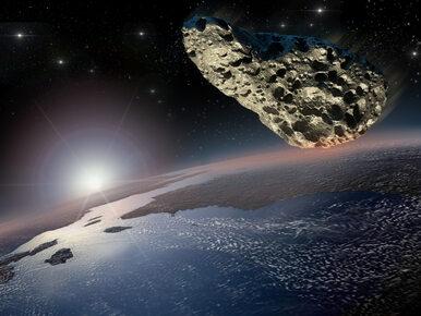 Ogromna asteroida zmierza w stronę Ziemi. Jej uderzenie wywoła...