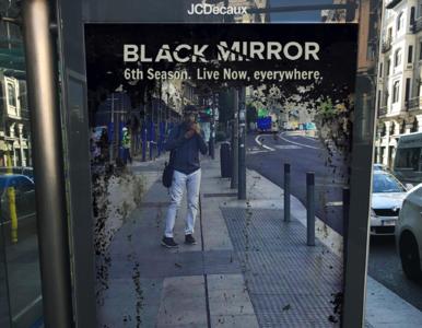 """Powstały plakaty do kolejnej odsłony serialu """"Czarne lustro"""". """"6. sezon...."""