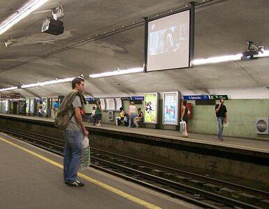 Lizbońskie metro znów stoi