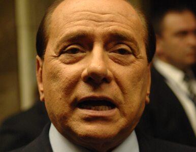 Berlusconi: moje dzieci czują się jak Żydzi za Hitlera