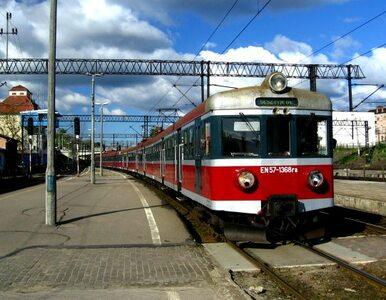 Mniej pociągów od czerwca