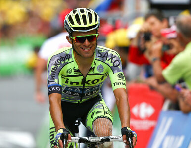 Vuelta a Espana: Świetny Majka! Polak już na podium