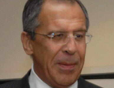 Szef rosyjskiej dyplomacji wyśmiewał się z Polaków?