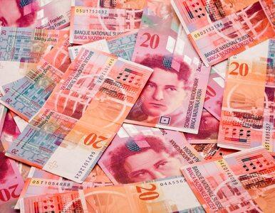 PiS zapowiada własną ustawę frankową. Banki reagują spadkami