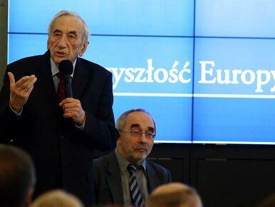 Mazowiecki: UE  nie jest dostatecznie zintegrowana