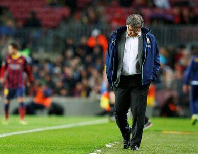 Trener Barcelony: Musimy pierwsi zdobyć bramkę