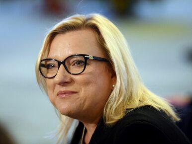 Beata Kempa o swoich kompetencjach: Mój angielski jest na poziomie...