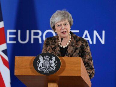 Wielka Brytania. Theresa May złożyła wniosek o odroczenie terminu brexitu
