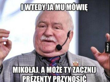 Dzisiaj świętujemy Mikołajki. Zobacz najlepsze memy okolicznościowe!