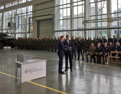 Największy w historii Polski kontrakt zbrojeniowy. Umowa na zakup...
