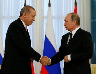 """Nowy rozdział relacji Ankary z Moskwą? """"Turcy mogą przeszarżować i..."""