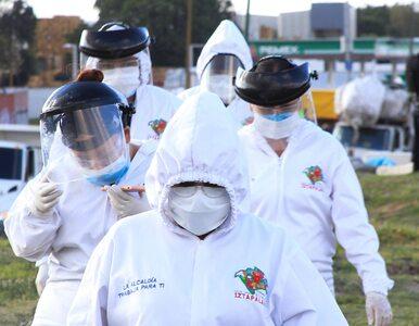 Koronawirus w Meksyku. Ponad 1000 zgonów z powodu COVID-19 w ciągu doby