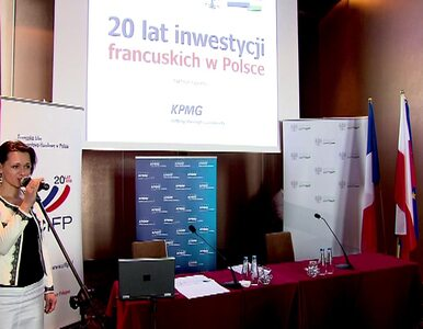 97 proc. francuskich przedsiębiorców poleca Polskę