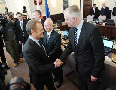 """Wicepremier wieszczy powrót Tuska na wybory prezydenckie. """"Nie wolno go..."""