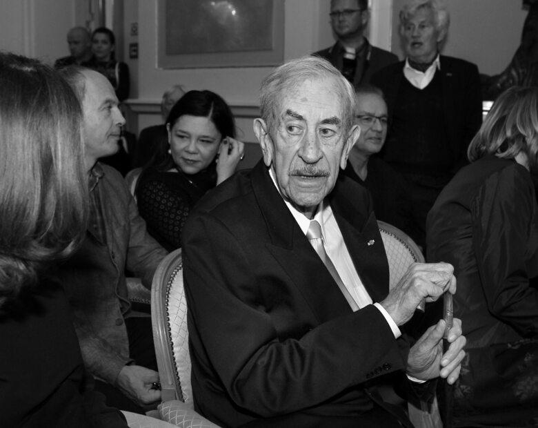 Nie żyje Jan Kobuszewski. Aktor miał 85 lat