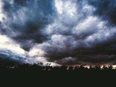 Prognoza pogody na weekend. Chmury burzowe i kolejne opady deszczu
