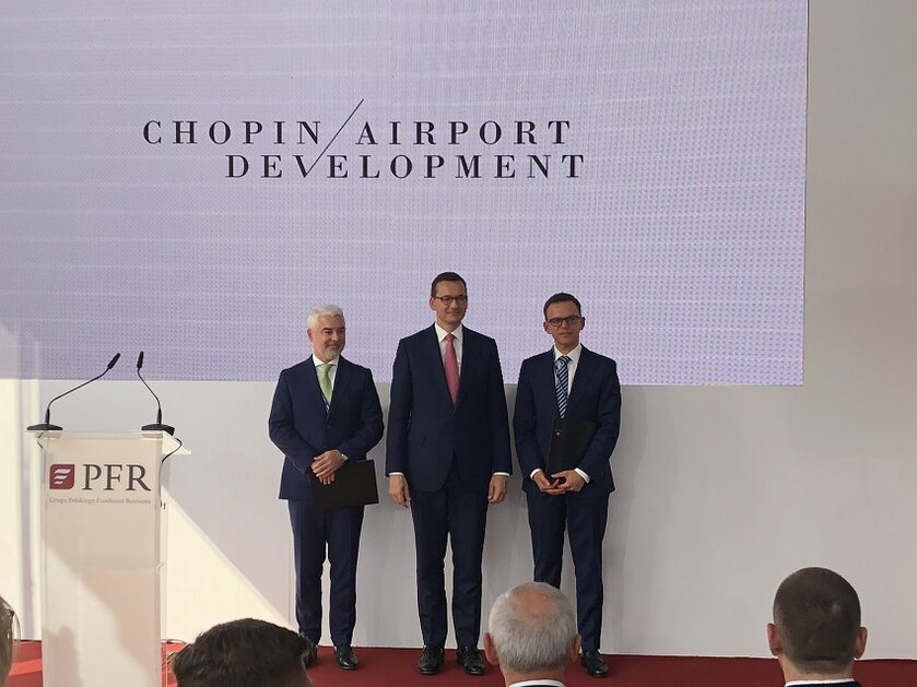 Chopin Airport Development przejmuje Residence Management