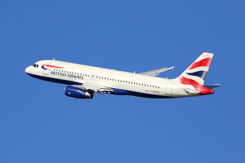 Airbus A320 British Airways