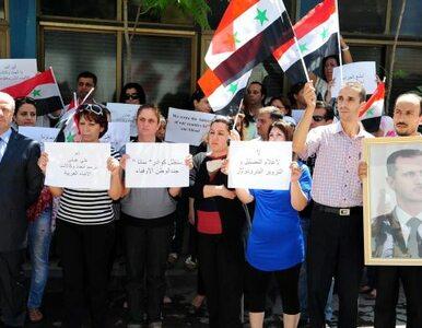 Zbiegły premier Syrii: rezim Asada kontroluje tylko 30 proc. kraju