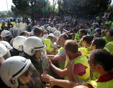Rasiści w Grecji rosną w siłę. Mają 10 procent poparcia