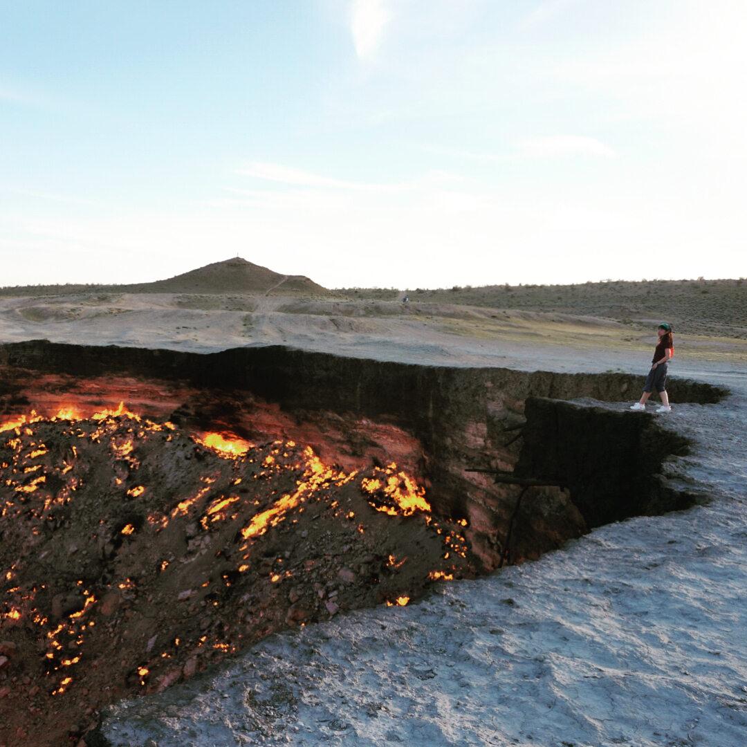 Krater Darvaza
