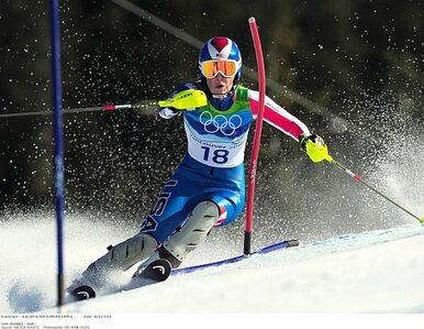 Lindsay Vonn najlepsza w St. Moritz. Wygrała superkombinację