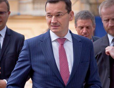 Morawiecki: Na koniec roku będzie 40-41 mld złotych deficytu