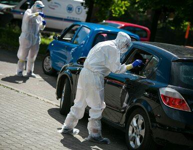 Koronawirus w Polsce. W niedzielę 375 nowych zakażeń. Wśród ofiar 40-latka