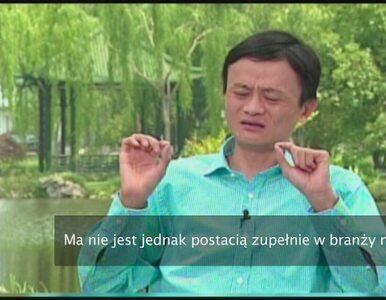Kim jest Jack Ma, szef Alibaba.com?